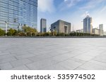 panoramic skyline and buildings ... | Shutterstock . vector #535974502