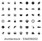 sports icons   Shutterstock .eps vector #536058202