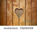One Heart Shape  Symbol Of Love ...