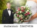 wedding. | Shutterstock . vector #536074936