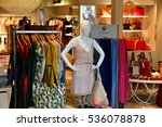 roissy en france  france   july ... | Shutterstock . vector #536078878