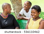 close up portrait of young... | Shutterstock . vector #536110462