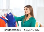 clothing  fashion  style and... | Shutterstock . vector #536140432