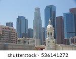 los angeles  usa  july 2 2011 ...   Shutterstock . vector #536141272