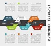 infographic design template... | Shutterstock .eps vector #536181475