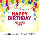 positive birthday card with...