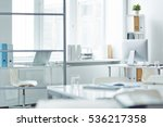 empty office | Shutterstock . vector #536217358