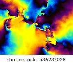 geometrical abstract pattern.... | Shutterstock . vector #536232028