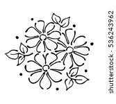 Vector Floral Illustration....