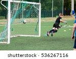 orenburg  russia   9 july 2016  ... | Shutterstock . vector #536267116
