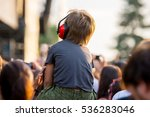 madrid   sep 10  people in a... | Shutterstock . vector #536283046
