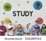 study education academics...   Shutterstock . vector #536289532