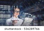 innovative technologies in... | Shutterstock . vector #536289766