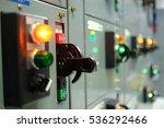 power control station module ... | Shutterstock . vector #536292466
