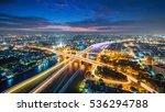 thailand bangkok transportation ...   Shutterstock . vector #536294788