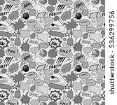 seamless pattern background... | Shutterstock .eps vector #536299756