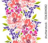 abstract elegance seamless... | Shutterstock . vector #536304082