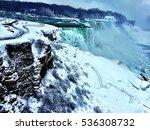 Frozen Images Falls