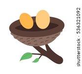 nest | Shutterstock .eps vector #536321092