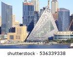jersey city  nj  usa   october... | Shutterstock . vector #536339338