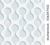 seamless geometric pattern....   Shutterstock .eps vector #536347432
