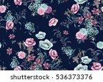 Seamless Floral Pattern  Garde...