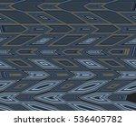 abstract cellular pattern.... | Shutterstock . vector #536405782