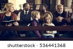 church people believe faith... | Shutterstock . vector #536441368