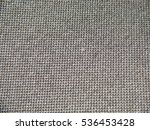 grey fabric background | Shutterstock . vector #536453428