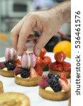 making pastries | Shutterstock . vector #536461576