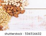 Nut Mix. Walnuts  Almonds Pine...