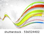 colorful background. raster... | Shutterstock . vector #536524402