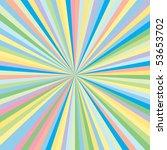 colorful burst background   Shutterstock .eps vector #53653702