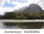 milford track | Shutterstock . vector #536583856
