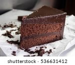 Chocolate Fudge Cake Selective...