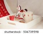 christmas mood. christmas.... | Shutterstock . vector #536739598
