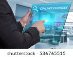 business  technology  internet... | Shutterstock . vector #536765515