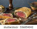 homemade christmas beef...   Shutterstock . vector #536854042
