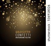 luxury celebrations background... | Shutterstock .eps vector #536918026