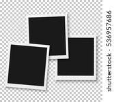 illustration of vector photo.... | Shutterstock .eps vector #536957686
