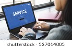 Customer Care Webpage Interfac...