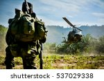 helicopter  | Shutterstock . vector #537029338