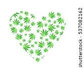 Bright Green Cannabis Sativa...