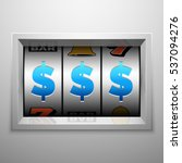 slot machine  fruit machine or...