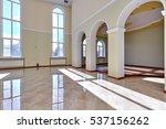 empty room after repair | Shutterstock . vector #537156262