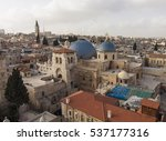 Israel   Jerusalem   Church Of...