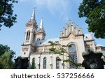 Small photo of Georgian orthodox cathedral of Virgin Mary in Batumi,Adzharia