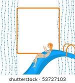 vector illustration of funny...