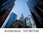 buildings | Shutterstock . vector #537387148