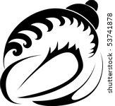 shell | Shutterstock .eps vector #53741878